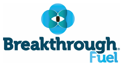 Breakthrough fuel logo