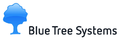 blue tree systems logo